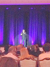 Gene Simmons at Restaurant Dev Conference 2013 00306380